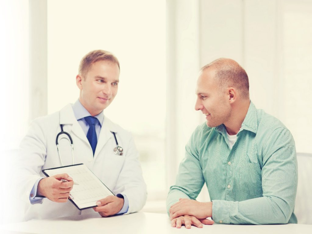 Viver Plenamente é: promover e prevenir a saúde do homem
